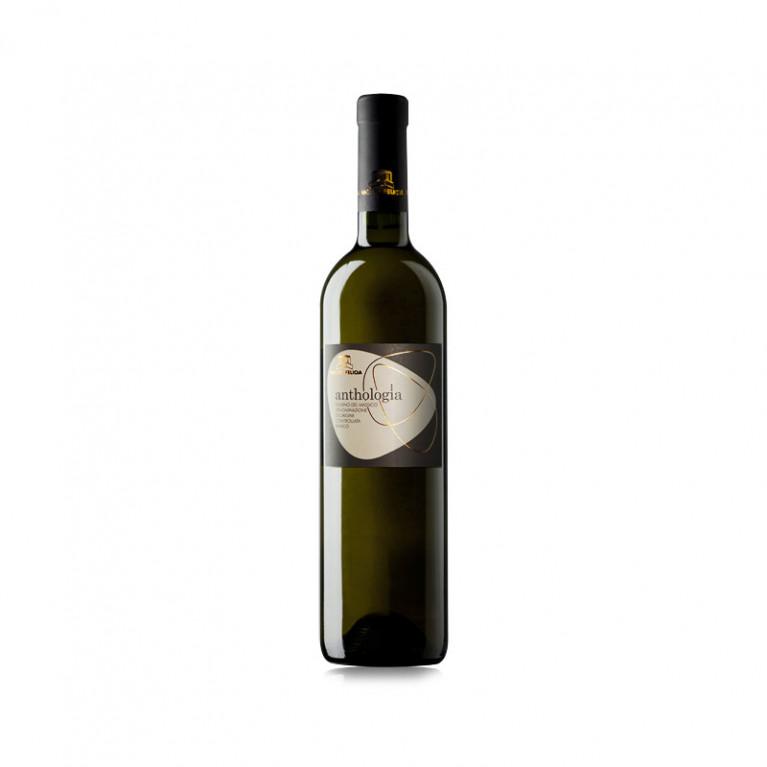 "Bottiglia Falerno del Massico Bianco ""ANTHOLOGIA"" DOC 2015"