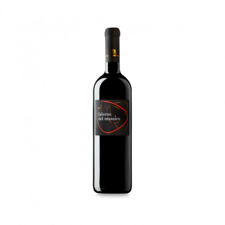 Bottiglia Falerno del Massico Rosso DOC 2012